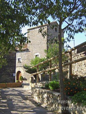 TURISMO VERDE HUESCA. Casa Bara de Guaso.